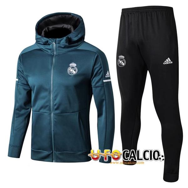 tuta calcio Real Madrid 2017