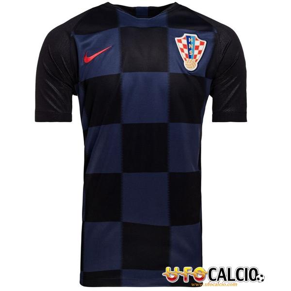 c432dc1f2 Nuovo repliche maglia calcio Croazia Mondiali 2018 Uomo thailandia