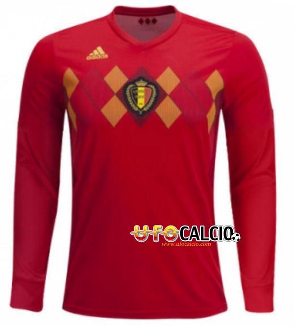 maglia Belgio nuova