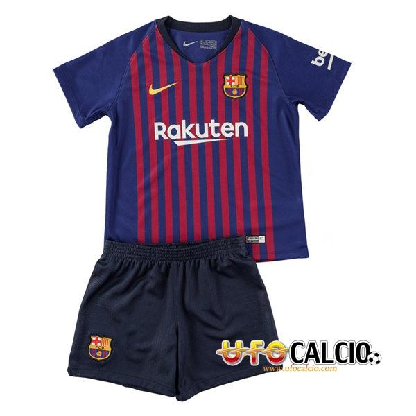 Seconda Maglia FC Barcelona prima