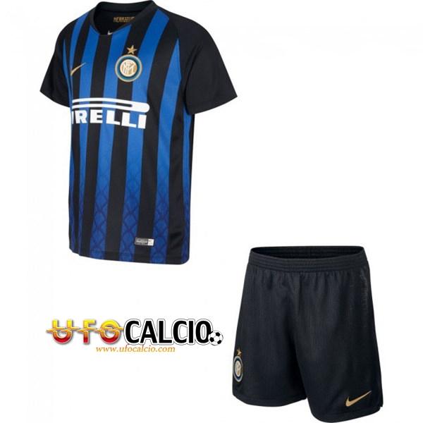Seconda Maglia Inter Milan Bambino