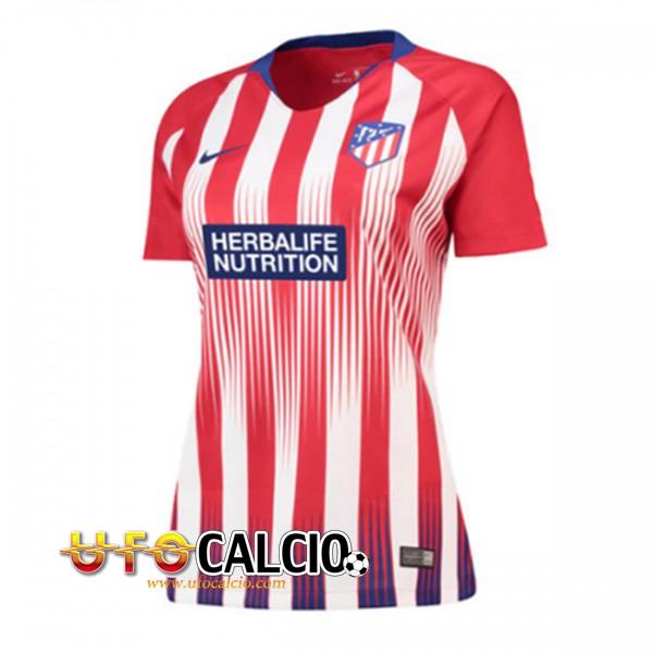 completo calcio Atlético de Madrid nuove