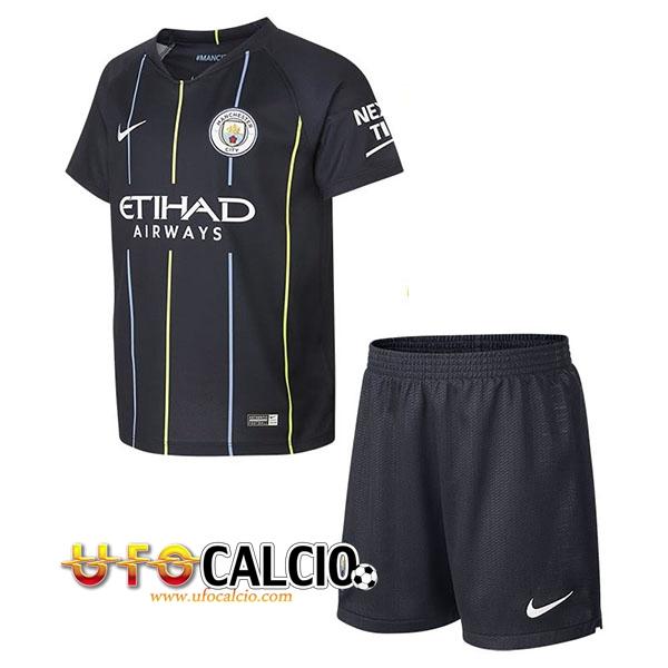 Seconda Maglia Manchester City nazionali