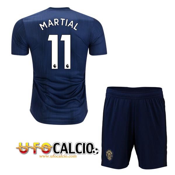 Terza Maglia Manchester United ufficiale