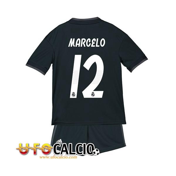 Seconda Maglia Real Madrid Bambino