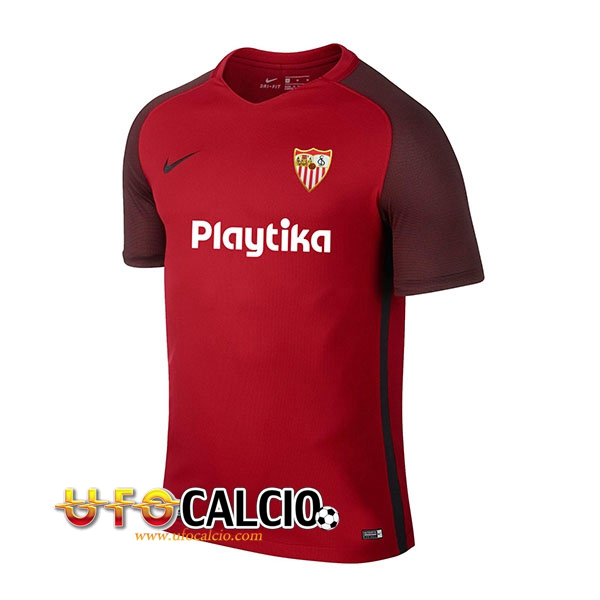 Allenamento calcio Sevilla FC ufficiale
