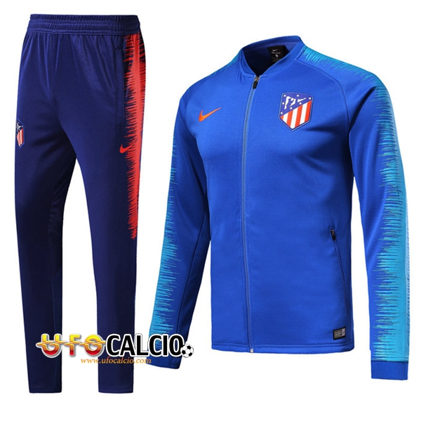 tuta calcio Atlético de Madrid modello