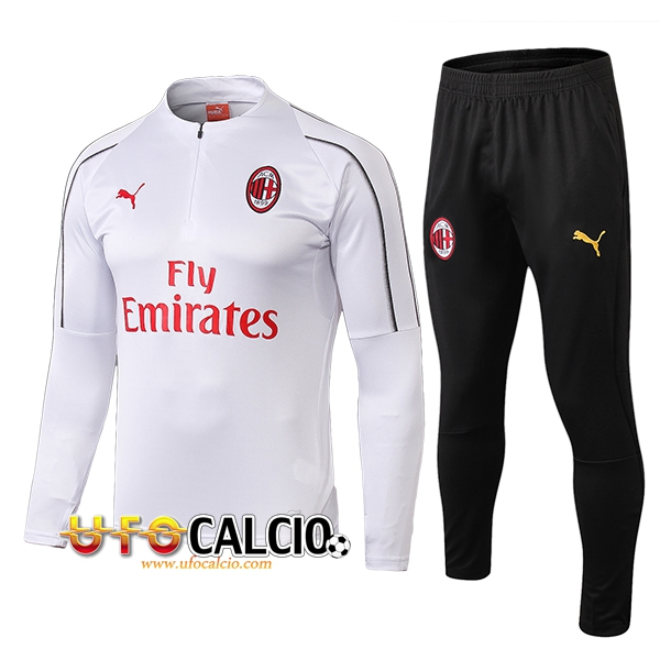 felpa training calcio nike