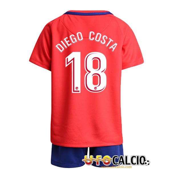 tuta calcio Atlético de Madrid prima