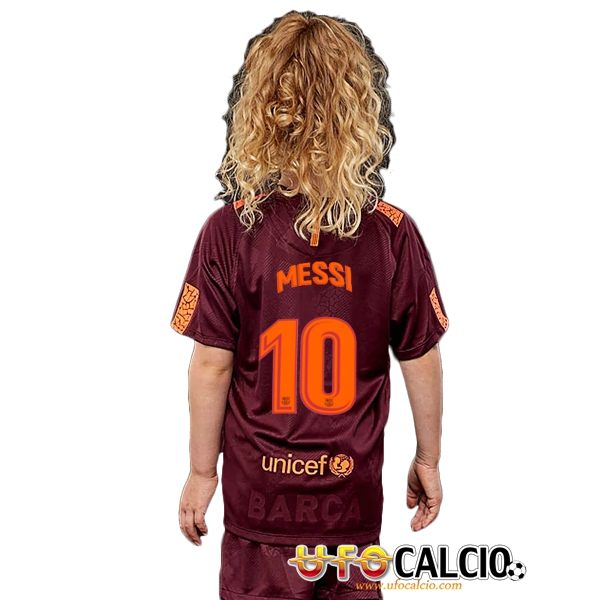Seconda Maglia FC Barcelona O. Dembélé