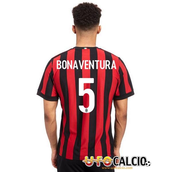 completo calcio AC Milan prima