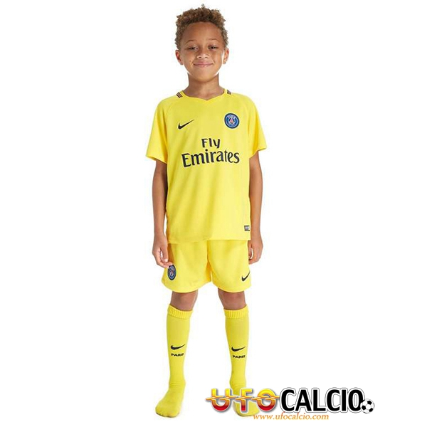 completo calcio PSG Bambino