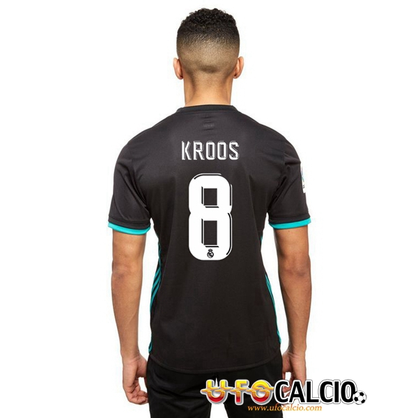 Seconda Maglia Real Madrid Kroos