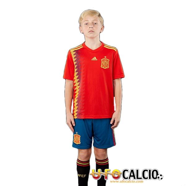 maglia Spagna nuova