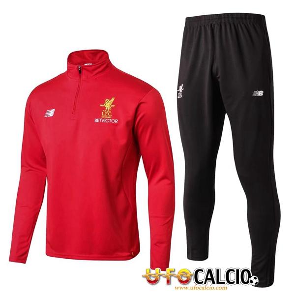 felpa calcio Liverpool 2019