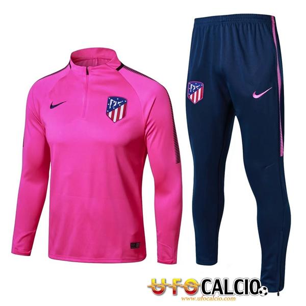 Allenamento calcio Atlético de Madrid 2017