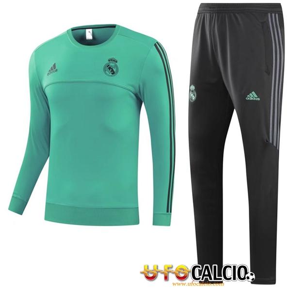 tuta calcio Real Madrid nuove