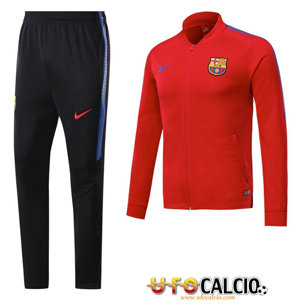 giacca calcio FC Barcelona 2017