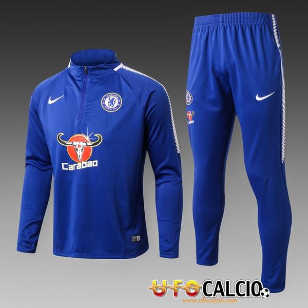 felpa calcio Chelsea nuove