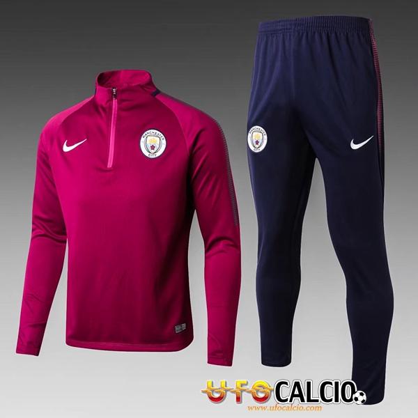 felpa calcio Manchester City nuova