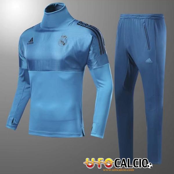 felpa calcio Real Madrid Bambino