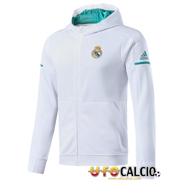 giacca calcio Real Madrid 2018