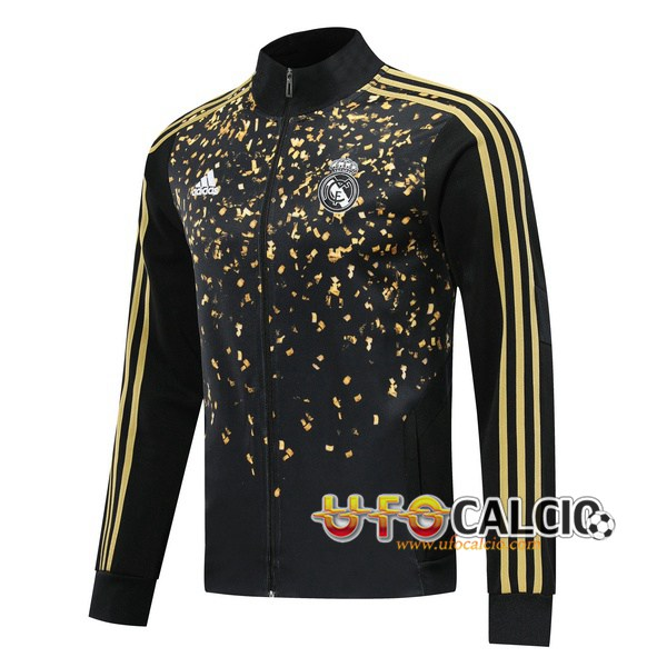 Giacca Calcio Real Madrid Adidas × EA Sports™ FIFA 20 Nero 2019 2020