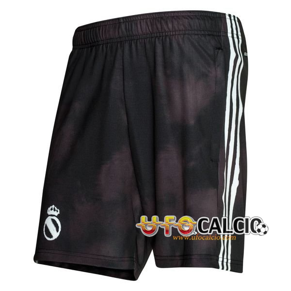 Pantaloncini Calcio Real Madrid Race Humaine x Pharrell 2021
