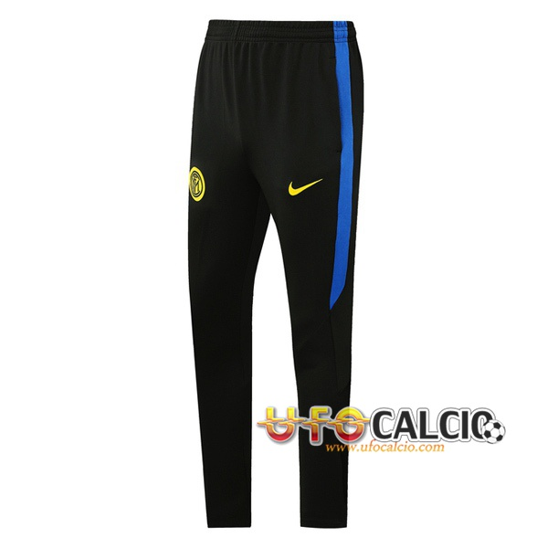 Pantaloni da training Inter Milan Nero 2020 2021