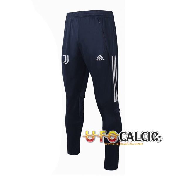 Pantaloni da training Juventus Blu Royal 2020 2021