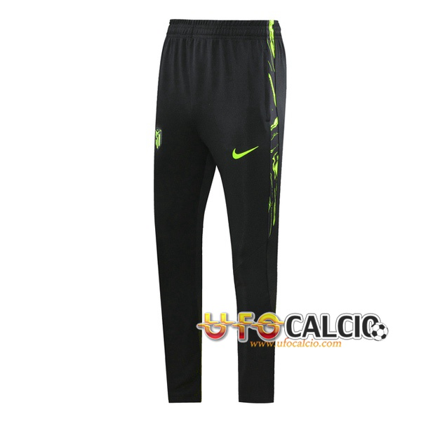 Pantaloni da training Atletico Madrid Nero 2020 2021
