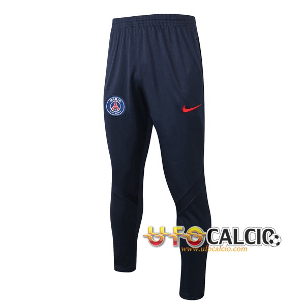 Pantaloni da training Paris PSG Blu Royal 2020 2021