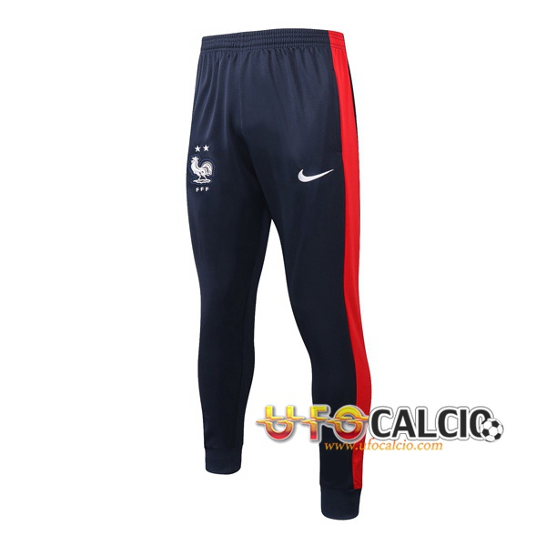 Pantaloni da training Francia Blu Royal 2020 2021